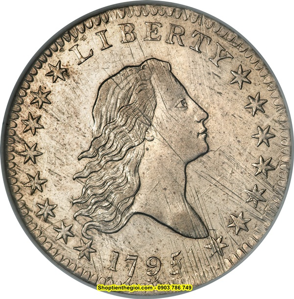 Xu USA 1/2 Dollar 1794-1795 (FAKE) - SP002174
